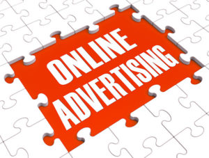 pic of online advertising puzzel